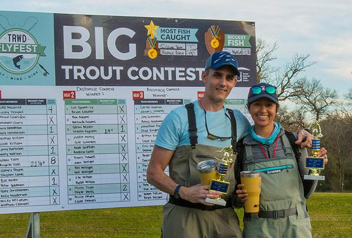 Orvis Big Trout Contest