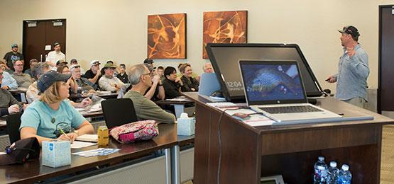 TRWD Flyfest Presentations